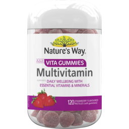 Photo of Nature's Way Multi Vitamin Vitagummies 120