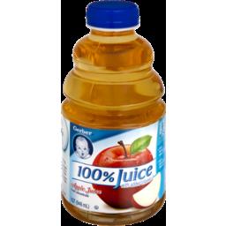 Photo of Gerber 100 % Apple Juice