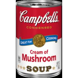 Photo of Campbells Cream Of Mushroom Soup