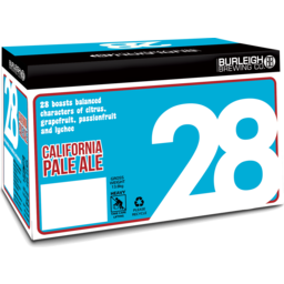 Photo of Burleigh Brewing Co. 28 Pale Ale Stubbies