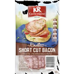 Photo of Kr Castlemaine Short Cut Bacon 175g