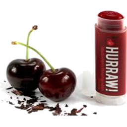 Photo of Hurraw Black Cherry Lip Balm