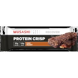 Photo of Musashi Musashi Choc Peanut Protein Crisp Bar 60g