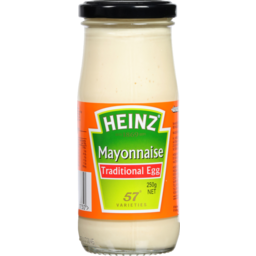 Photo of Heinz Mayonnaise Egg Traditional  250gm