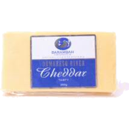 Photo of Barambah Organics Cheddar Block 250gm