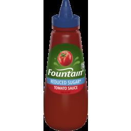 Photo of Fount Sauce Smart Tomato R/Sug 500ml