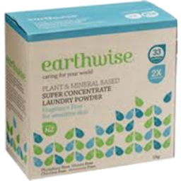 Photo of Earthwise - Laundry Powder
