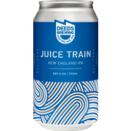 Photo of Quiet Deeds Juice Train New England Ipa Can