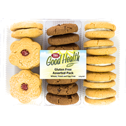 Photo of Good Health Gluten Free Asspack425g