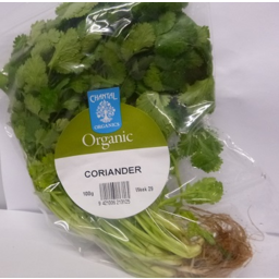 Photo of Coriander Organic Chantal 100g