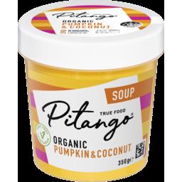 Photo of Pitango Creamy Pumpkin And Coconut Soup 350g
