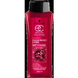 Photo of Schwarzkopf Extra Care Colour Shine & Protect Shampoo 400ml