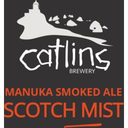 Photo of Catlins Manuka Smoked Ale 500ml