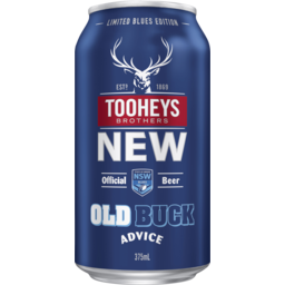 Photo of Tooheys New Can