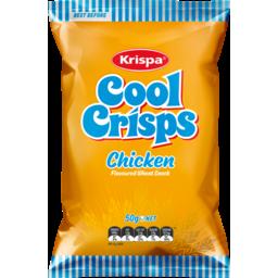 Photo of Krispa Corn Chips Chicken 50g