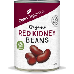 Photo of Ceres Organics Red Kidney Beans