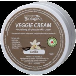 Photo of Veggie Cream - Vanilla 100g