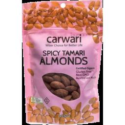 Photo of Carwari Nuts - Almonds (Spicy Tamari)