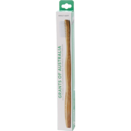 Photo of Grants Bamboo Toothbrush Adult Soft Each