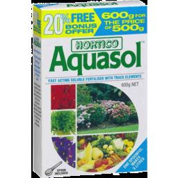 Photo of Hortico Aquasol 20% Free Bonus Offer 600gm