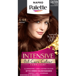 Photo of Napro Palette Permanent Hair Colour 5-68 Chestnut
