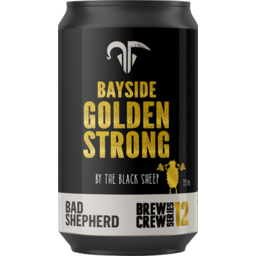 Photo of Bad Shepard Bayside Golden Strong