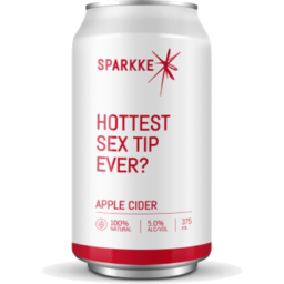 Photo of Sparkke Cider 375ml