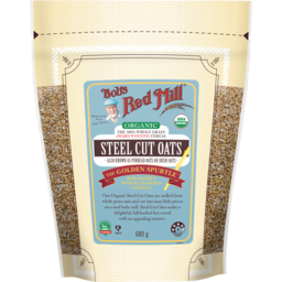 Photo of Bob's Red Mill Cereal - Steel Cut Oats (Whole Grain)