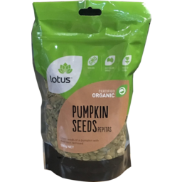 Photo of Lotus Pumpkin Seeds (Pepitas) - Raw