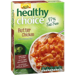 Photo of McCain Healthy Choice Butter Chicken 280g