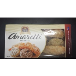 Photo of Amaretti Bisccuit Assorted 200g