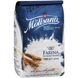 Photo of La Molisana 00 Flour 1kg