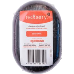 Photo of Redberry Soap Case