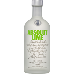 Photo of Absolut Lime 700ml
