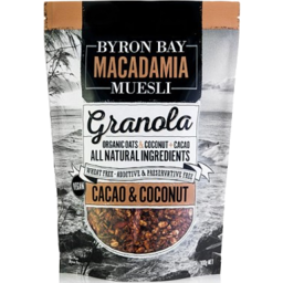 Photo of Byron Bay Macadamia Muesli - Cacao & Coconut
