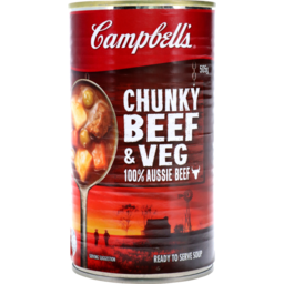 Photo of Campbells Chunky Beef Stew  505g