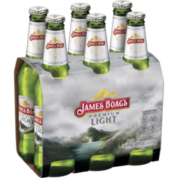 Photo of James Boag's Premium Light 6 X 375ml Bottle Wrap