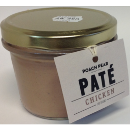 Photo of Poach Pear - Pate Chicken Liver