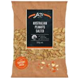 Photo of JC's Peanuts Salted 200gm
