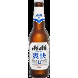 Photo of Asahi Soukai 3.5% 330ml