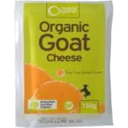 Photo of Absolute Organic Organic Goats Cheese 150gm