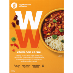 Photo of Weight Watchers Chilli Con Carne 330g