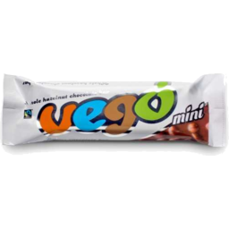Photo of Vego Hazelnut Chocolate Bar