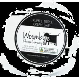 Photo of Woombye Triple Cream Truffle Cheese p/kg