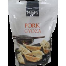Photo of Kb Pork Gyoza 1kg