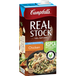 Photo of Campbell's Real Stock Salt Reduced Chicken 1 Litre