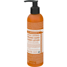 Photo of Hand & Body Lotion Orange Lavender 236ml