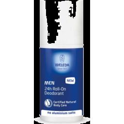 Photo of Weleda Deodorant Roll-On - Men 50ml
