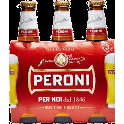 Photo of Peroni Red 3x330ml