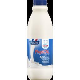 Photo of Pauls Physical Low Fat Milk 1lt